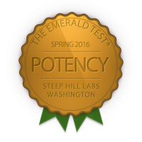 Steep_Hill_Washington_2016_Spring_Emerald_Test_Potency_award_badge