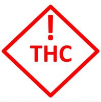 The universal symbol required on all cannabis products in Colorado