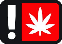Oregon Marijuana Universal Symbol for Printing