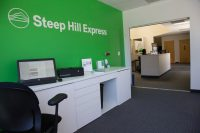 Steep Hill Express in Berkeley, CA- MD,PA and D.C. will have a similar offering of instant potency analysis
