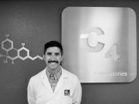 Dr. Zacariah Hildenbrand, chief scientific officer and partner at C4 Laboratories.