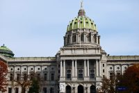 PA Capitol building in Harrisburg Photo: Harvey Barrison, Flickr
