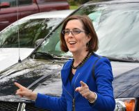 Gov. Kate Brown Photo: Oregon Dept. of Transportation
