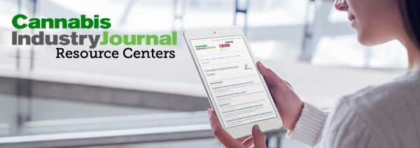 Cannabis Industry Journal Resource Centers