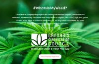 CCC Launches #WhatsInMyWeed Campaign