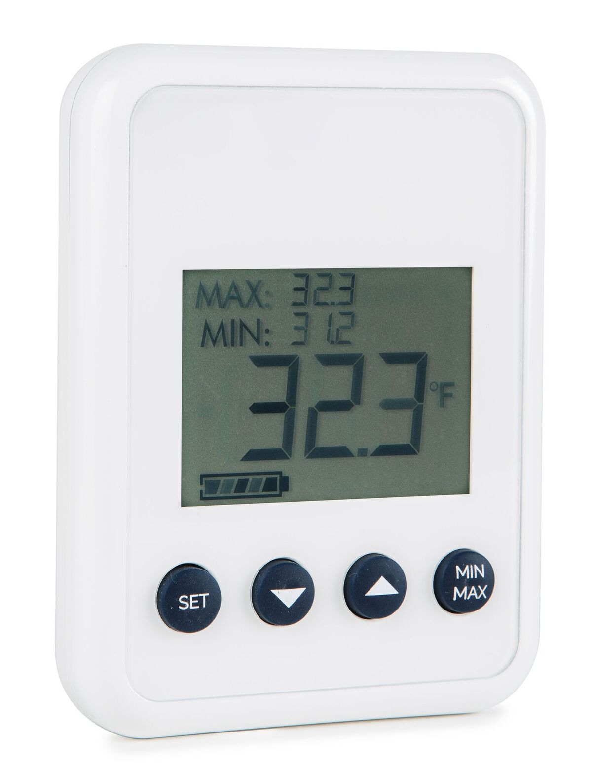 Image 2: Temperature display provides quick view of sensor data