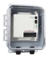 Image 1: Cloud-based remote monitoring system in protective enclosure